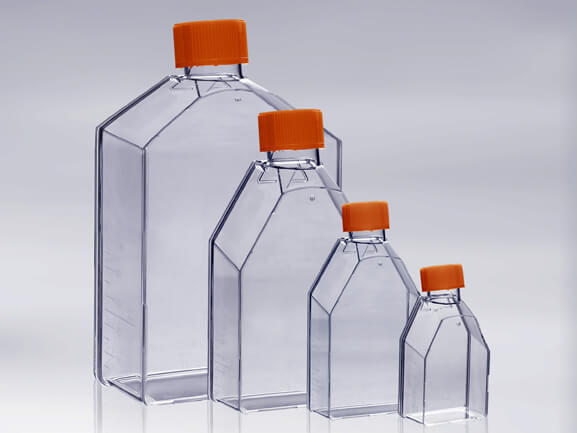 Cell Tissue Culture Flasks t25 t75 t175 t225