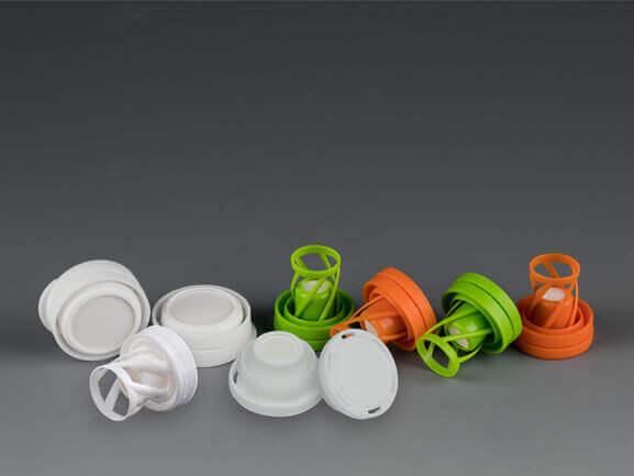 Caps for effervescent tubes