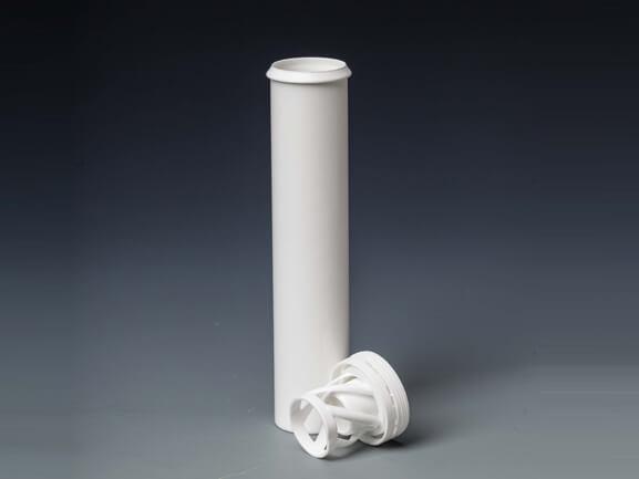 133mm*29mm Vitamin C Tube with Desiccant  Cap Y005
