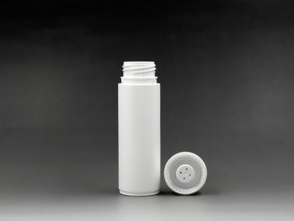 175ml Plastic Medicine Bottle with Desiccant Cap