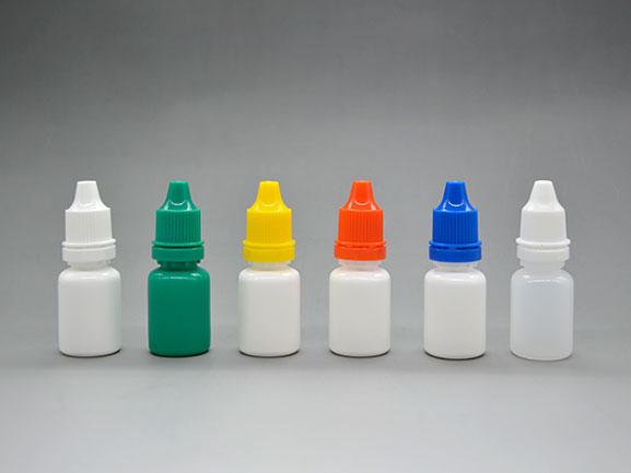 10ml plastic eye dropper vials